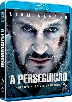 Filme Poster A Perseguição BDRip XviD Dual Audio & RMVB Dublado