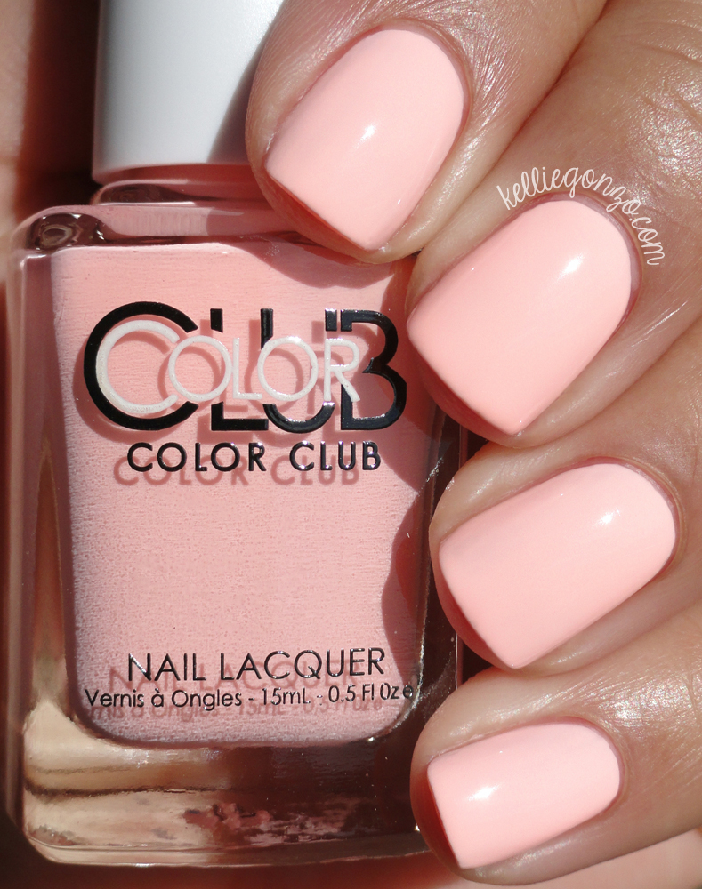 Color Club Hot-Hot-Hot Pants