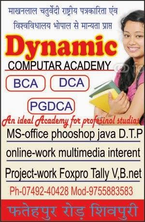 dynamic computer academy