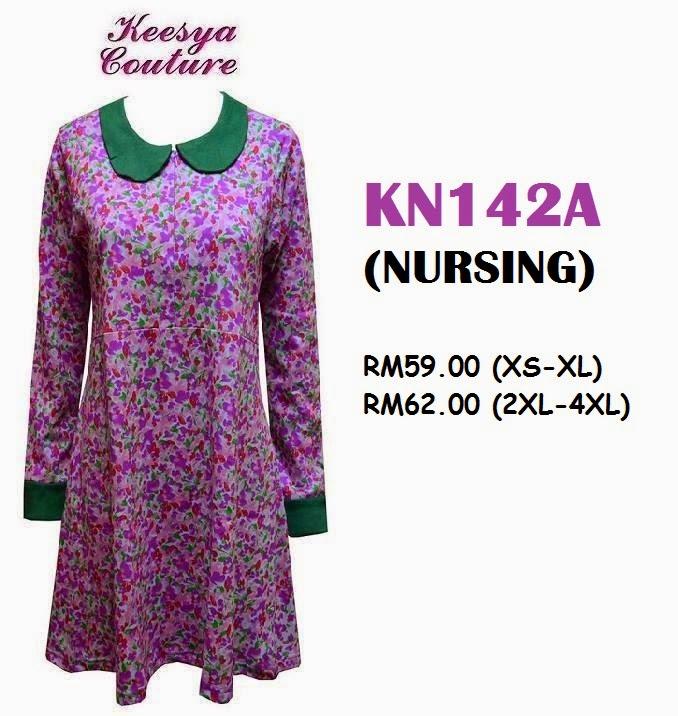 T-shirt-Muslimah-Keesya-KN142A