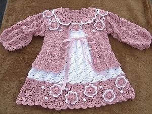 """Sukieneczka """"Majka"""" ze sweterkiem"""