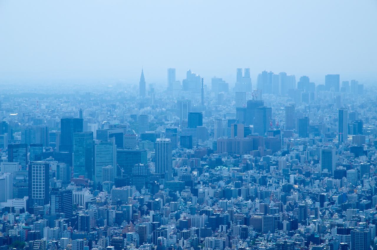 Shinjuku Mad - Architecture of heaven 01