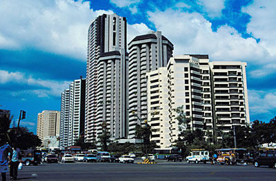 hi rise office buildings