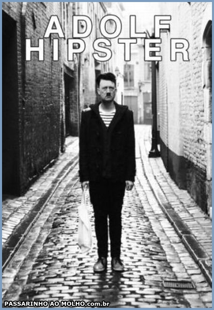 hipster, mainstream