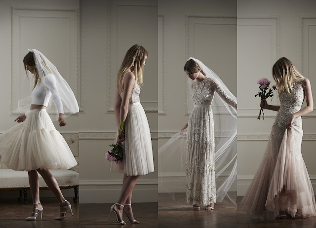 Needle & Thread Bridal Collection by What Laura did Next