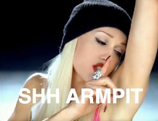 shh armpit