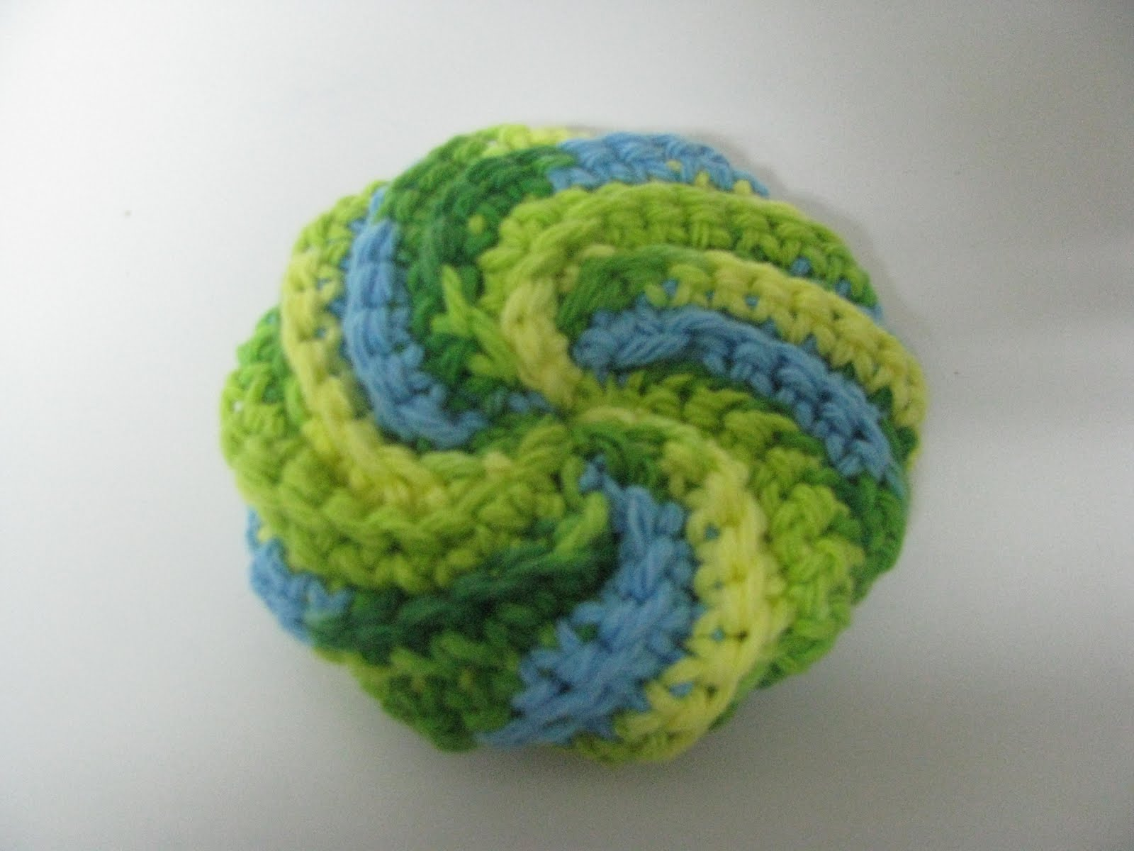 Crocheting Scrubbies With Netting : love finding new crochet patterns that are easy, creative, different ...