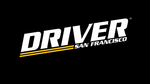 Driver: San Francisco PC title screen logo