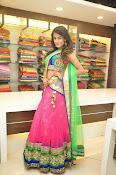 Anukruthi Glam pics in half saree-thumbnail-9