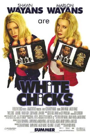 Những Cô Nàng Da Trắng - White Chicks - 2004