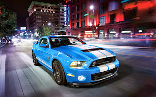 Ford Shelby GT500 2014 HD Wallpaer