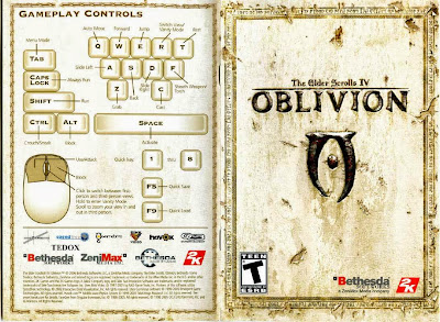 Elder Scrolls Oblivion Full Game Free