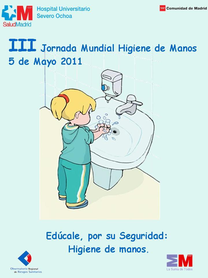 DLEGANÉS: El hospital Severo Ochoa celebra el Día Mundial de la ...