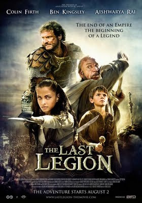 The Last Legion - Aishwarya Rai Hollywood Movies