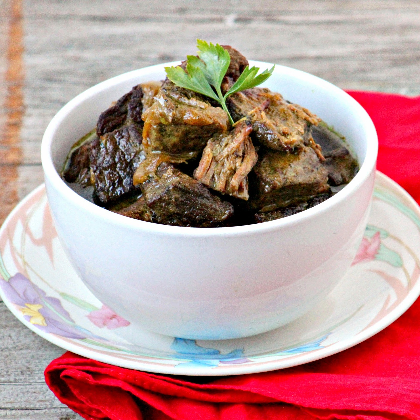 Manila Spoon: Slow Cooker Coconut Curry Beef Stew