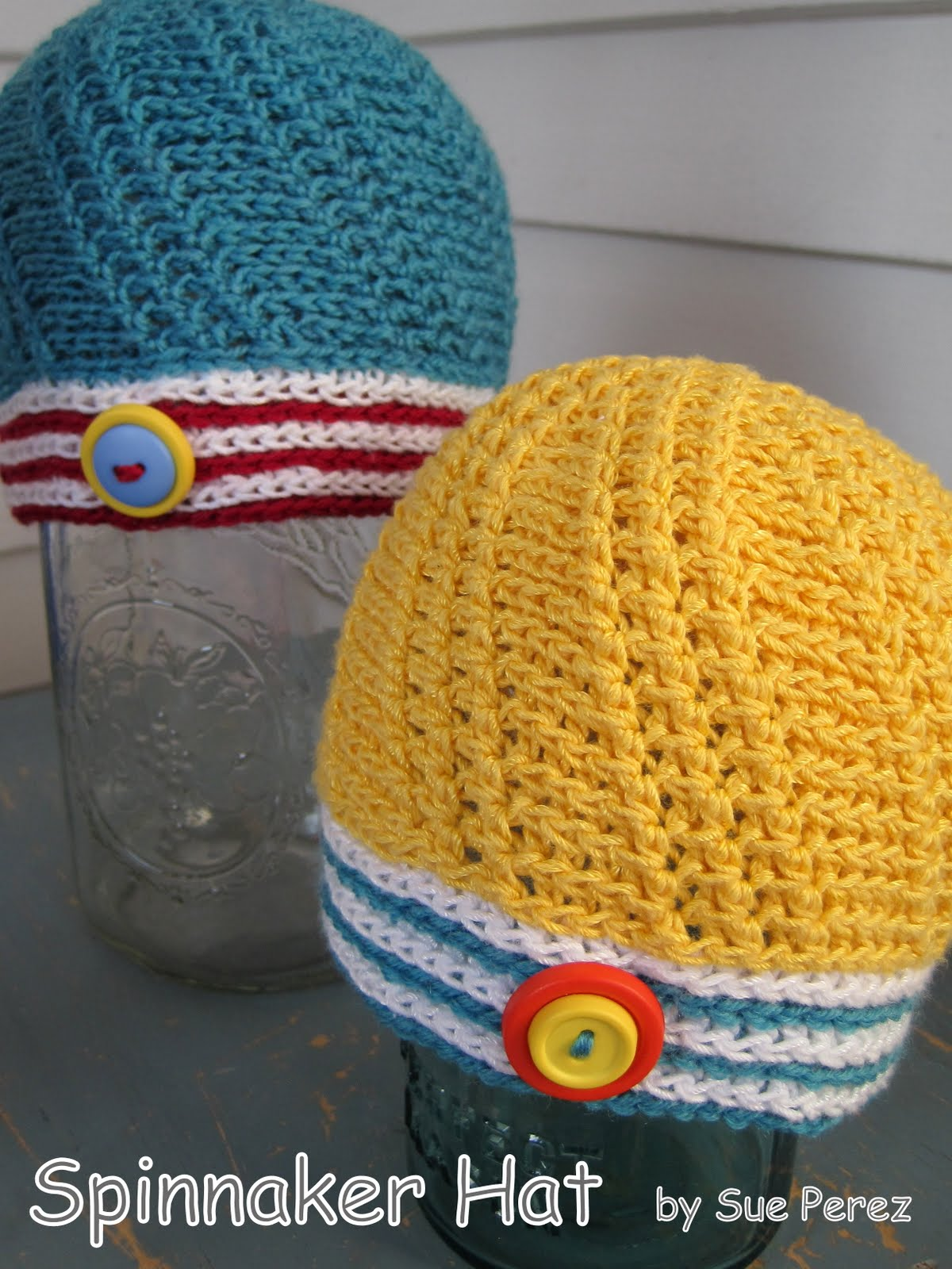 Mr. Micawber\'s Recipe for Happiness: Spinnaker Baby Hat - a Free ...