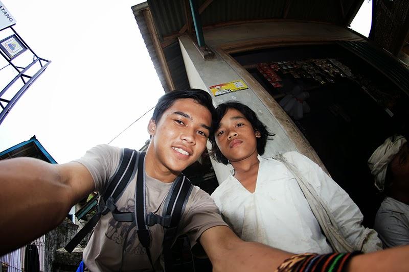 Foto saya dan Yarmah