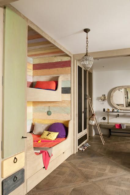 Parquet de Versailles - Kids Room