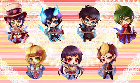 Ao No Exorcist Chibi