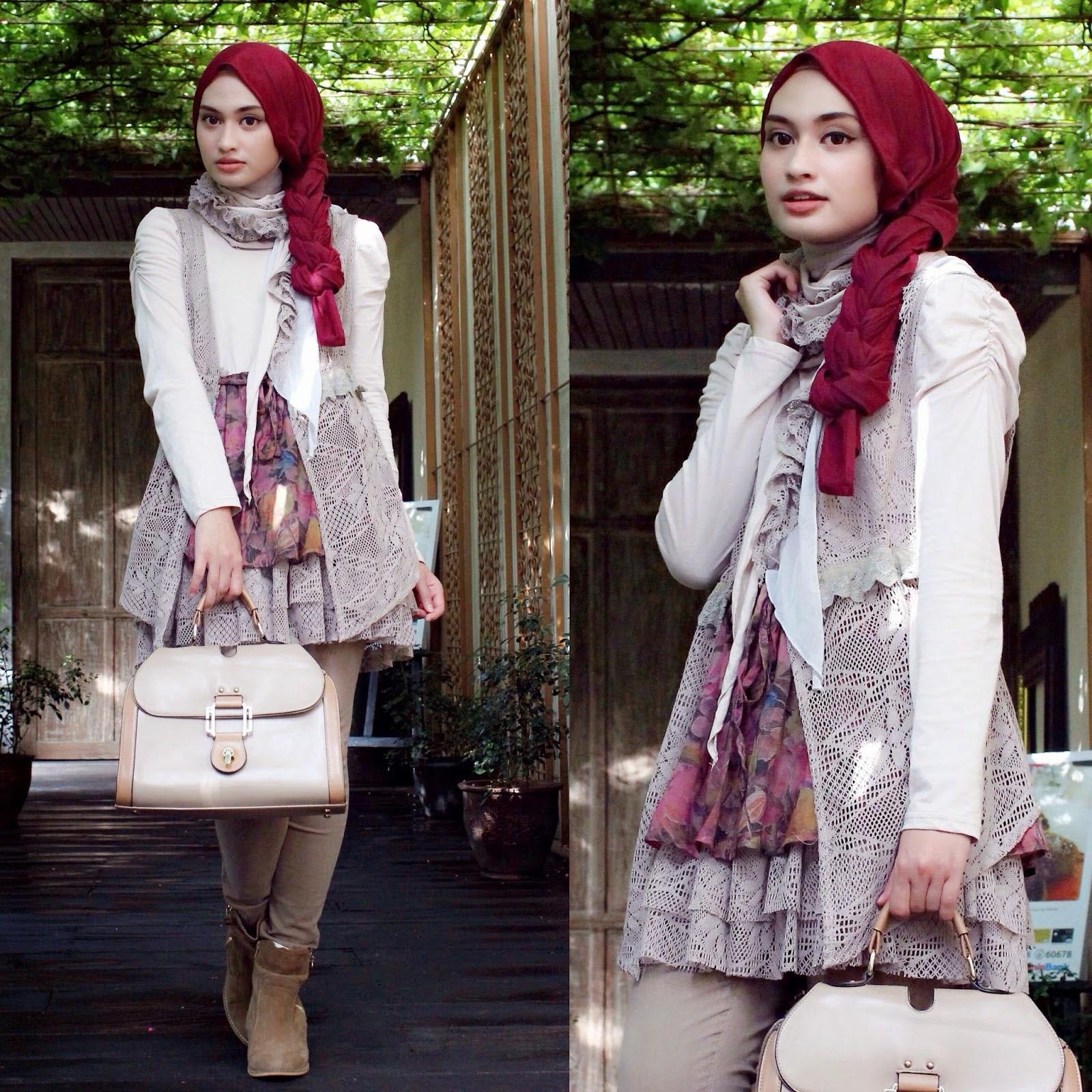 PORTIKAFOLIO Selebgram Fashion Hijabers