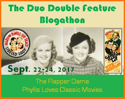 The Duo Double Feature Blogathon!