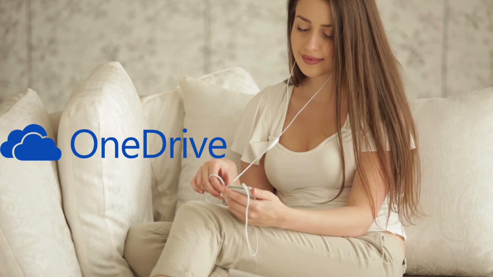 Listas de musica -OneDrive