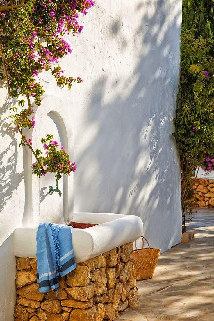 Ibiza style living/lulu klein
