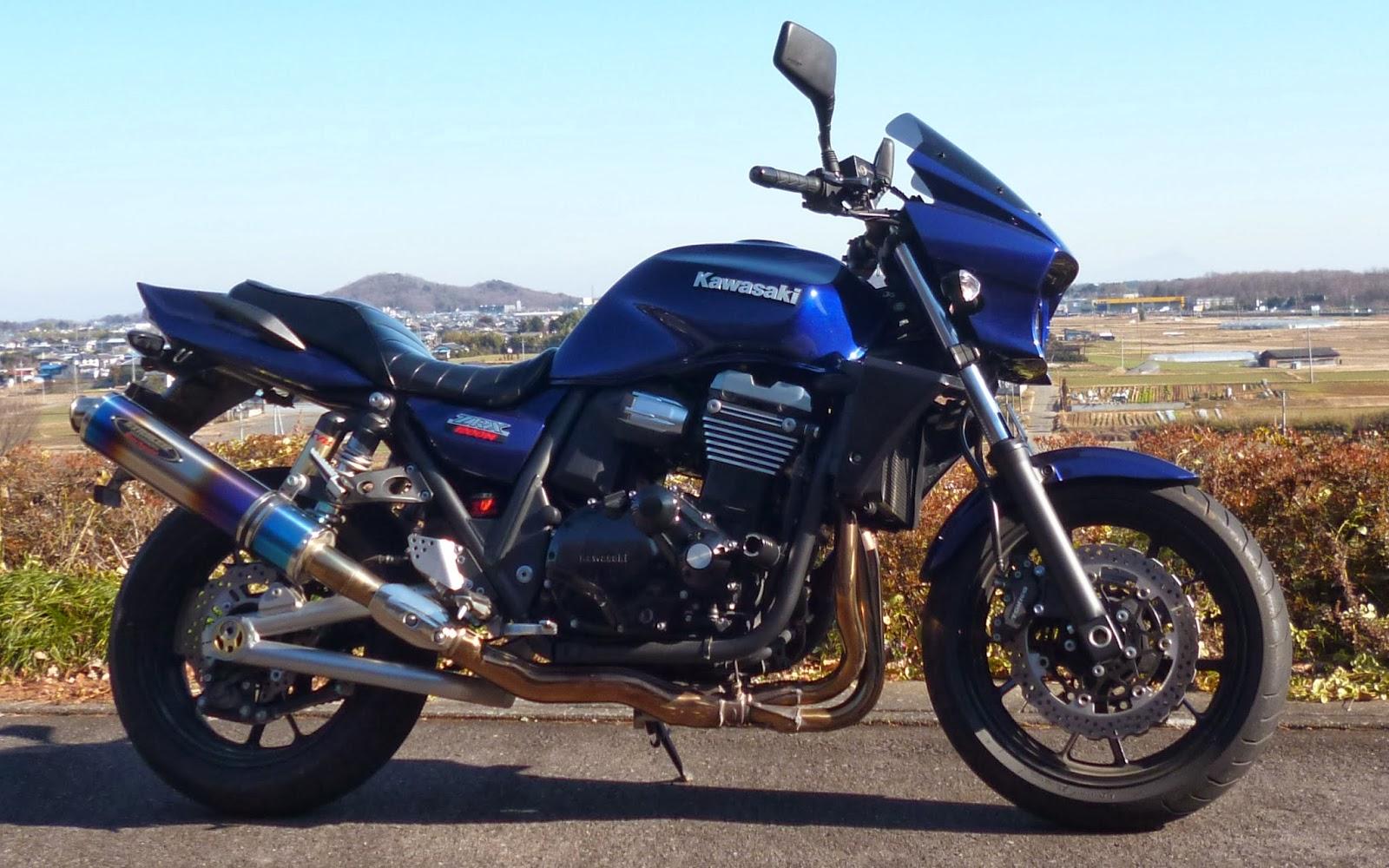 ZRX1200DAEGキャンディミスティックブルー
