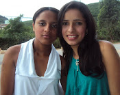 Neidimar Silva e Maria Aparecida