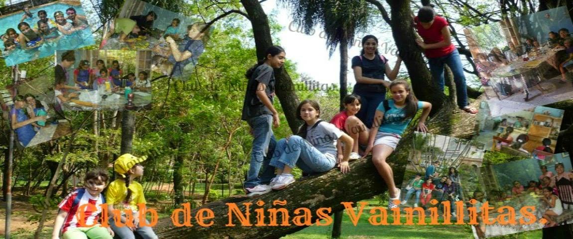 Club de niñas de Vainillitas