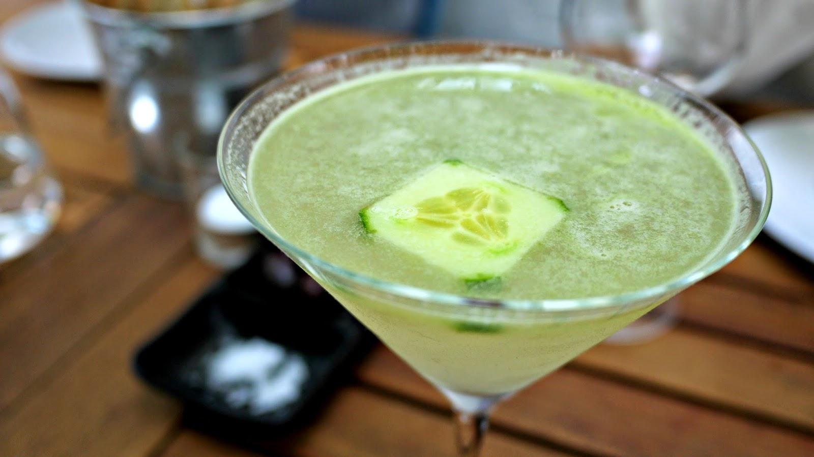 Mazi Notting Hill Tzatziki Martini