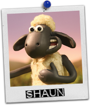Main Characters Of Shaun The Sheep