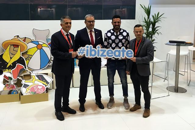 Ibiza presenta su propuesta turístico-deportiva en FITUR