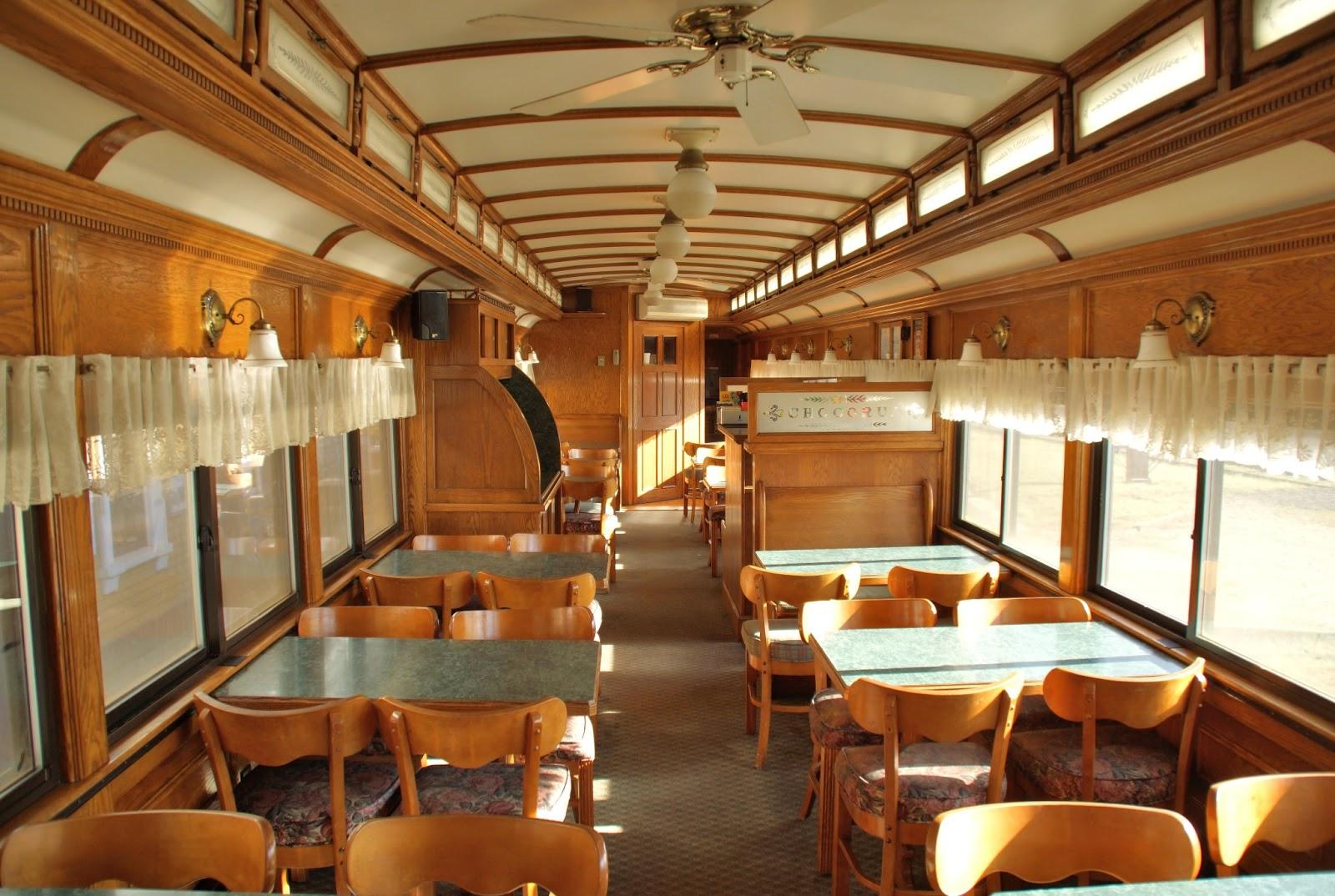 Dining Car Chocorua New Hampshire