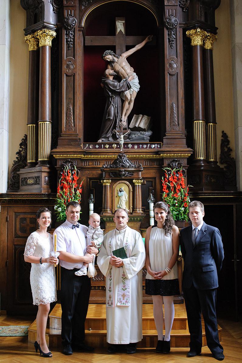 Panevėžio Kristaus Karaliaus katedros kunigas Eugenijus Troickis