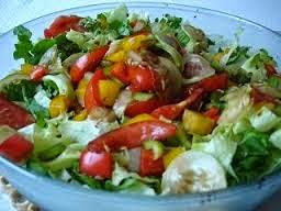 salada saudavel páscoa