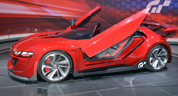 Vw S Gti Roadster Concept Would Make For An Awesome Scirocco