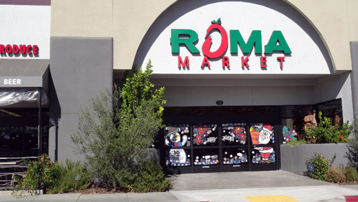Roma Market, A Small Treasure by Stacey Kuhns