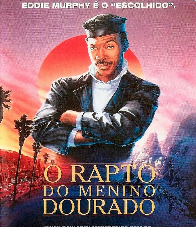 O Rapto do Menino Dourado – Dublado (1986)