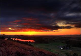 Loch Lintrathen, Perthshire, Scotland