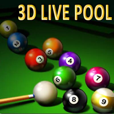 تحميل لعبة البلياردو المجسمة 3D Live Pool كاملة للكمبيوتر