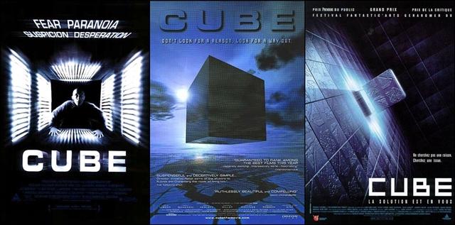 Cube, Vincenzo, Natali