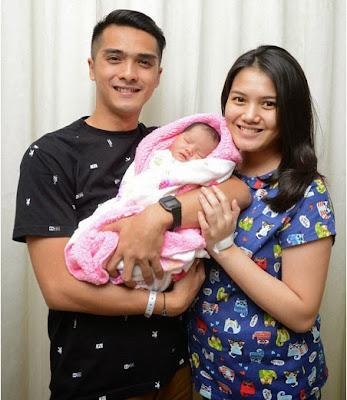 Ricky Harun & Family