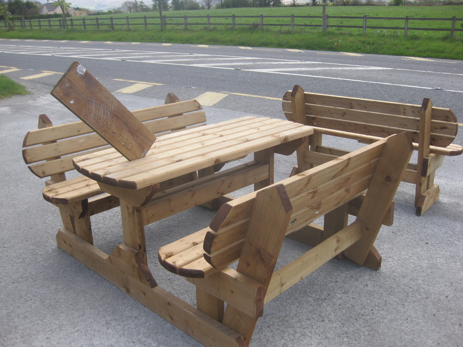 timber garden furniture for sale in killarney co kerry ireland - Garden Furniture Kerry