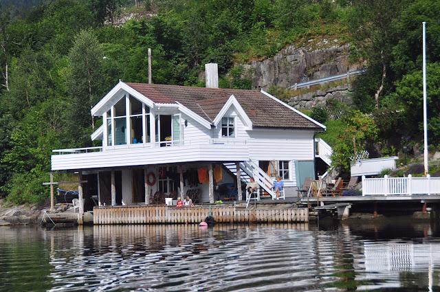 Stavanger Norway dreams KLM airlines garvik village