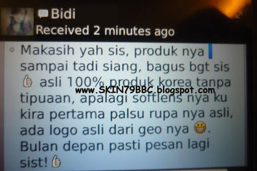 testi from customer and seller
