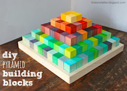 diy building blocks set