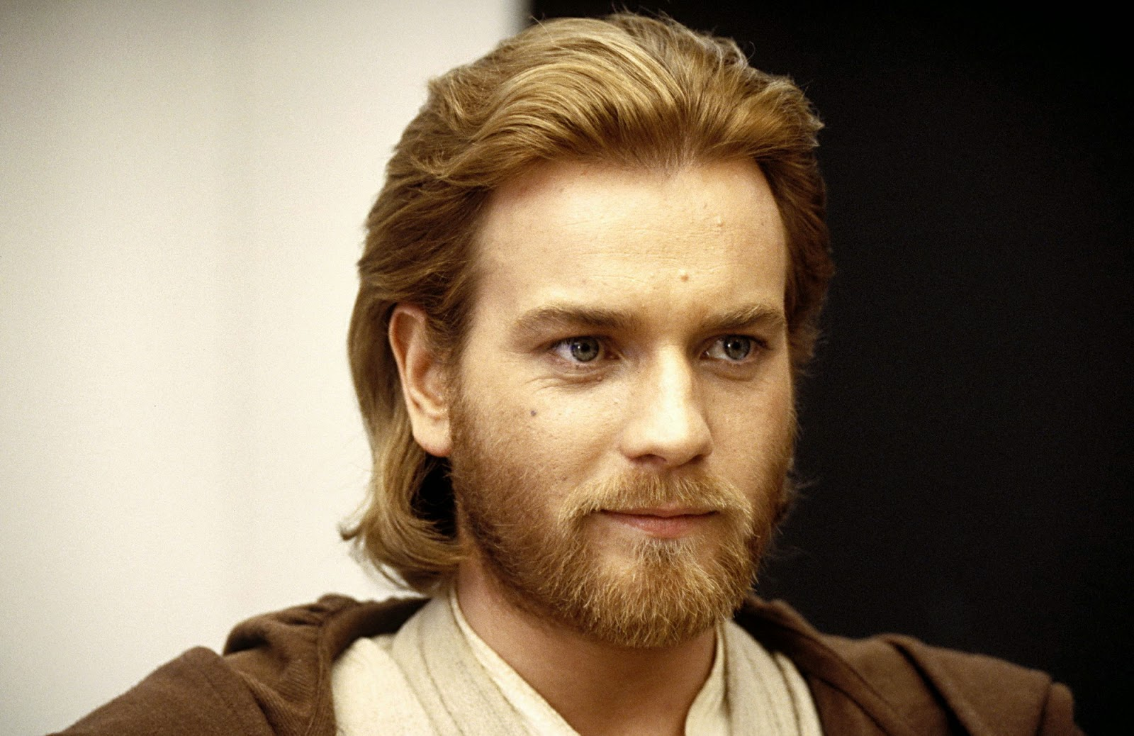 Scottish Actor Ewan McGregor With Beard Images