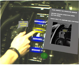 Augmented Reality for Maintenance and Repair