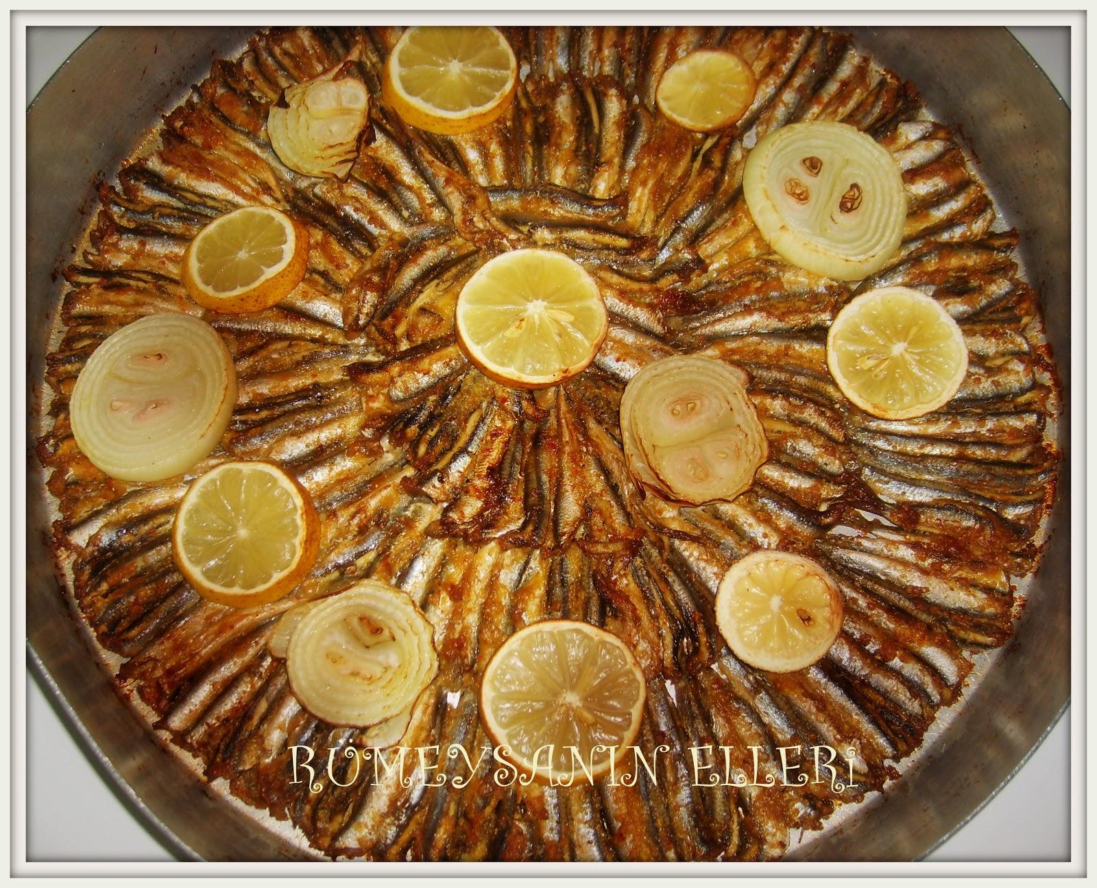 Hamsi Tava Tarifi – Balık Tarifleri